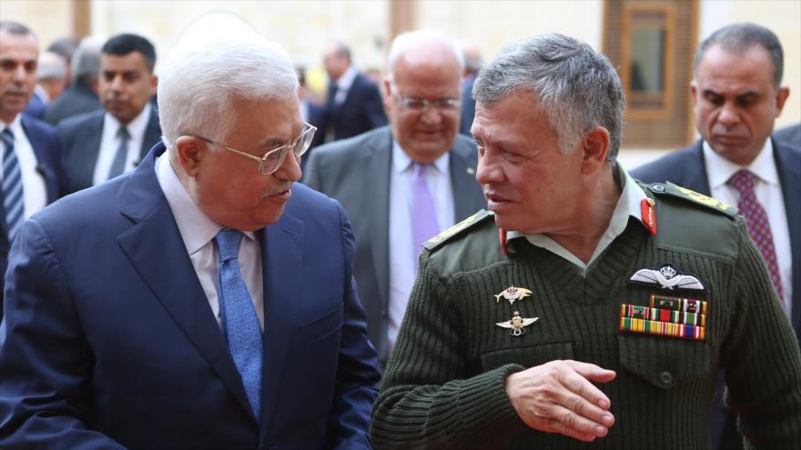 Jordania rechaza plan de EEUU para crear confederación con Palestina