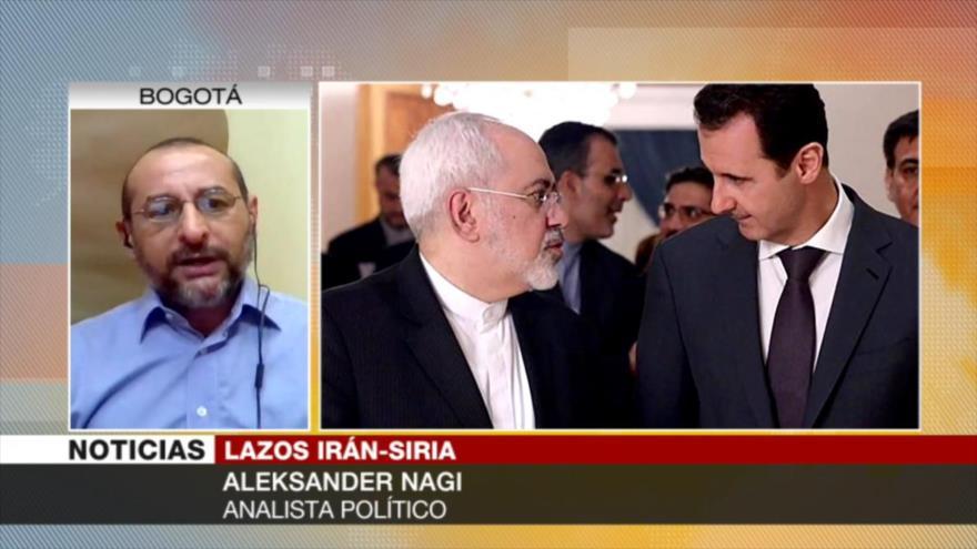 Nagi: Cumbre Irán-Turquía-Rusia sobre Siria inquieta a Israel y EEUU