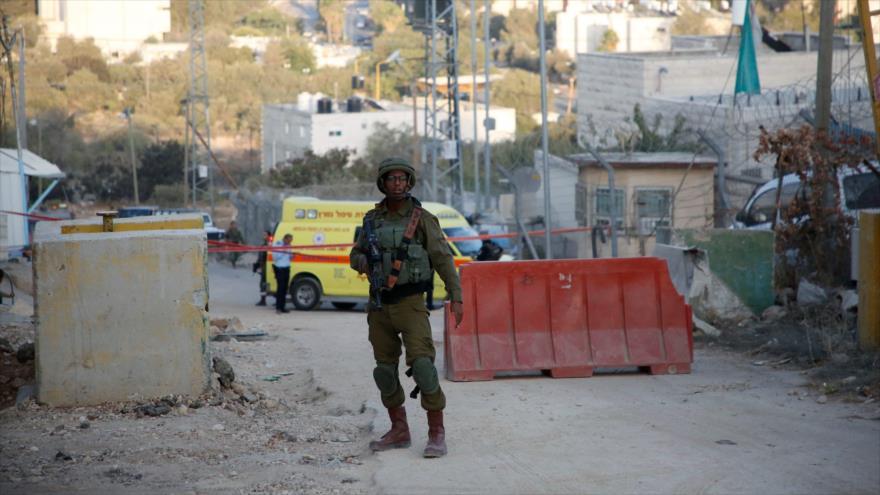 Fuerzas israelíes matan a tiros a un palestino en Cisjordania