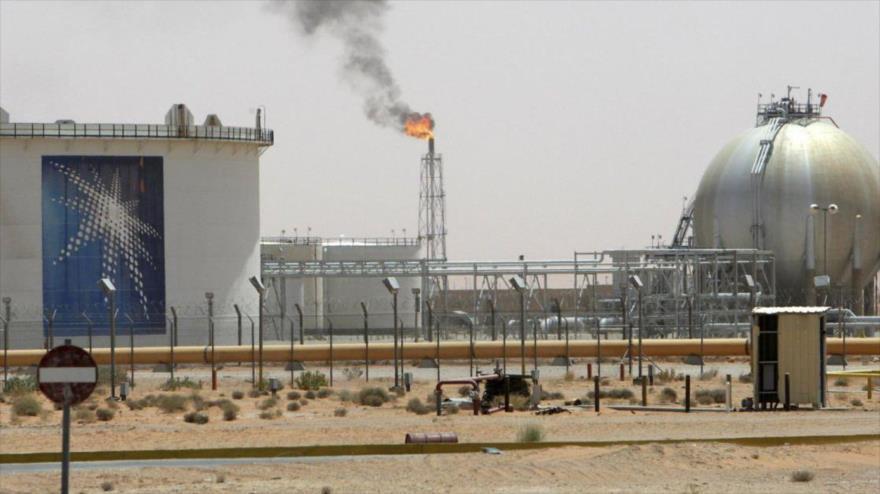 Fuerzas yemeníes atacan con misil la petrolera saudí Aramco en Jizan