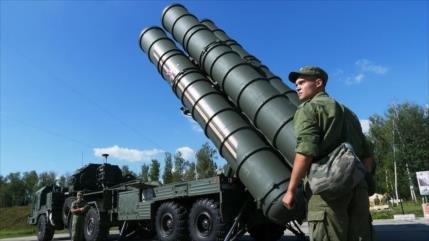 La India rechaza advertencias de EEUU y comprará los S-400 rusos