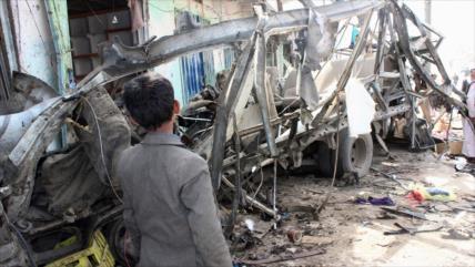 Yemen: EEUU bloquea pesquisas sobre crímenes de Arabia Saudí