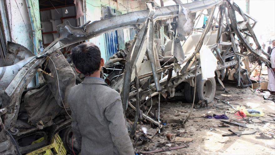 Yemen: EEUU bloquea pesquisas sobre crímenes de guerra de Arabia Saudí