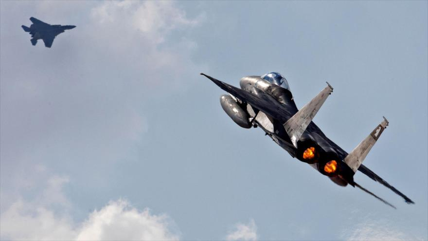 EEUU advirtió a Israel sobre un ataque aéreo en territorio iraquí