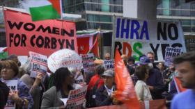 Partido Laborista británico intenta paliar crisis de antisemitismo