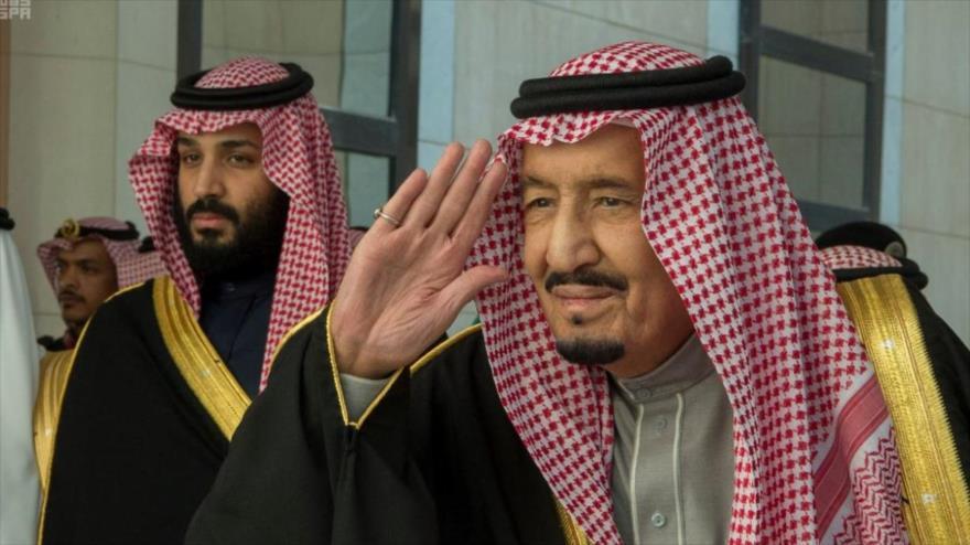 Príncipe saudí inculpa al rey Salman de la guerra contra Yemen