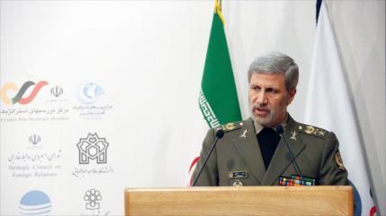 Ministro iraní de Defensa viaja a China para cimentar lazos