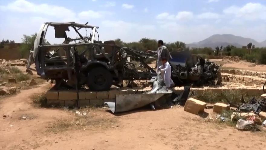 Padres yemeníes hablan de la muerte de sus hijos a manos de Riad