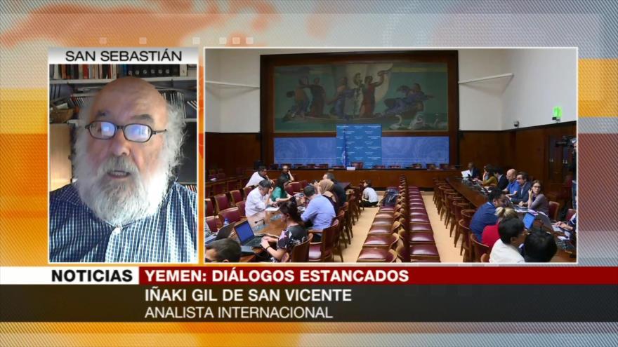 San Vicente: Cobardía de ONU impidió viaje de Ansarolá a Ginebra
