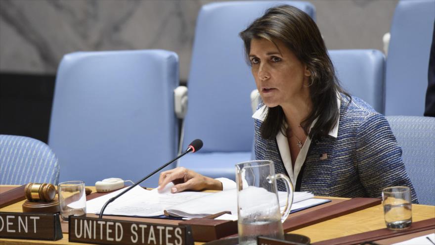 EEUU: Nicaragua corre el riesgo de volverse Siria y Venezuela