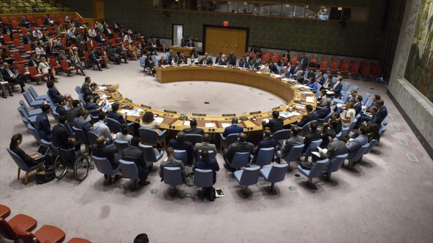 Sesión del Consejo de Seguridad de Naciones Unidas, 5 de septiembre de 2018. (Foto: ONU)
