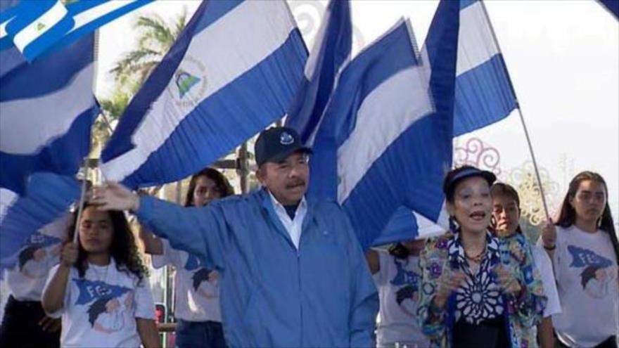 Ortega advierte a Estados Unidos: no se metan con Nicaragua