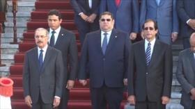 TC rechaza respostulación del presidente dominicano