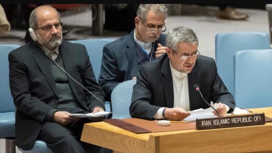 Irán: Política injerencista de EEUU socava estabilidad de Oriente Medio