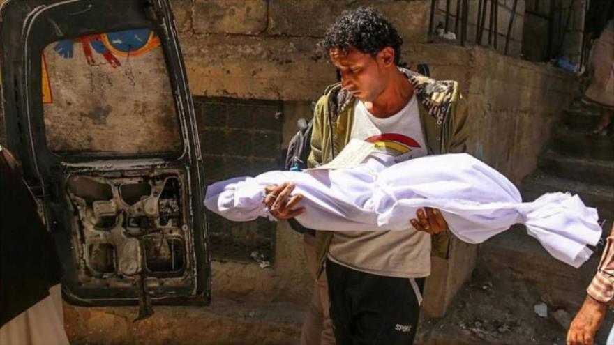 """981 muertos: agosto fue el mes """"más sangriento"""" para Yemen"""