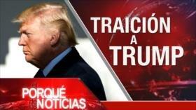 El Porqué de las Noticias: Advertencias del líder de Irán. Polémica en la Casa Blanca. Crisis en Argentina