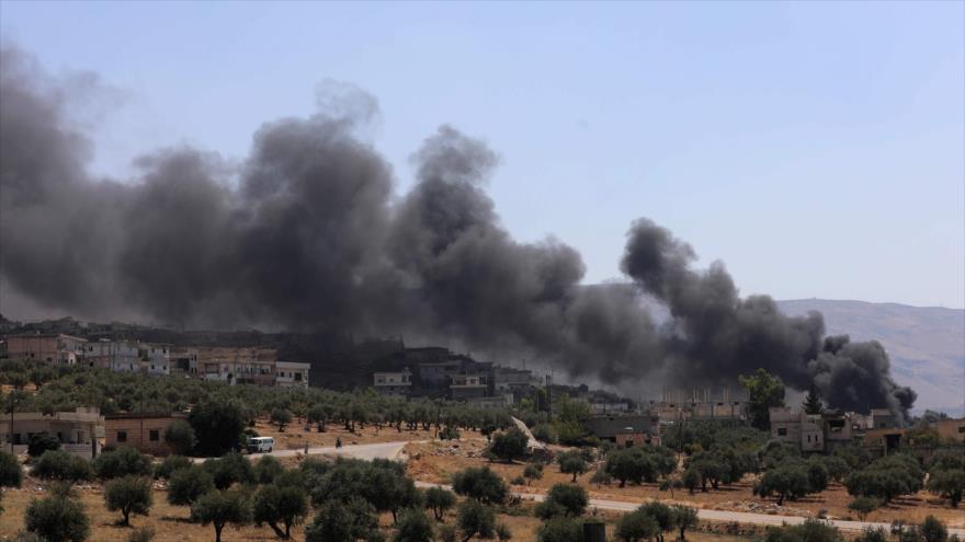 Occidente a socios de Siria: Solo EEUU puede zanjar crisis en Idlib