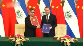 El Salvador prevé beneficios de relaciones con China