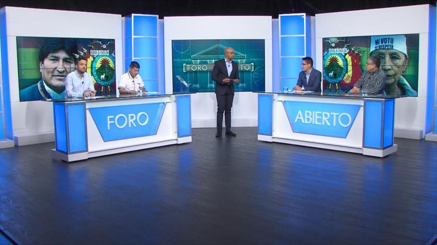 Foro Abierto; Bolivia: promulgan Ley de Organizaciones Políticas