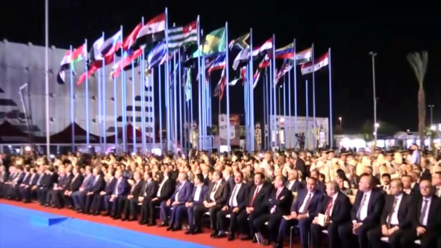 Se inaugura la 60.ª edición de la Feria Internacional de Damasco