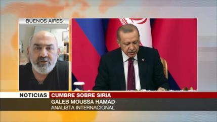Hamad: EEUU nunca estuvo interesado en guerra contra terrorismo