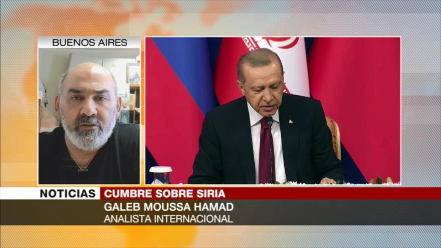 Hamad: EEUU nunca estuvo interesado en la guerra contra el terrorismo