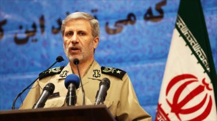 Ministro de Defensa de Irán subraya nexos 'estratégicos' con China
