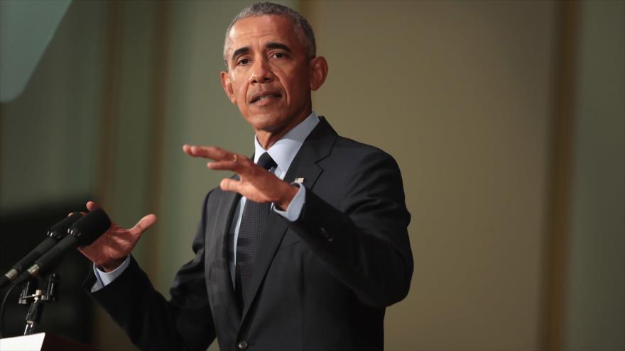 Obama advierte de que con Trump, EEUU vive tiempos 'peligrosos'