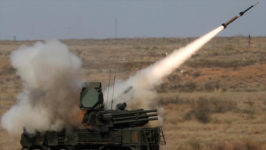 Rusia moderniza defensa aérea siria ante posibles ataques de EEUU
