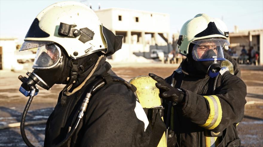 Rusia: Terroristas planean escenificar ataques químicos en Idlib