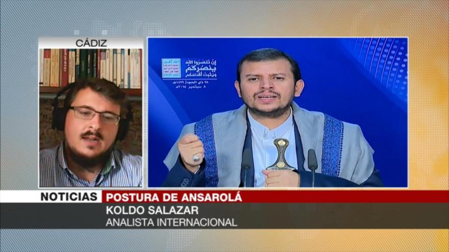 Salazar: Arabia Saudí quiere 'quebrar' a la nación yemení