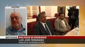 Fernández: Irritado por sus fracasos, Riad bloquea paz en Yemen