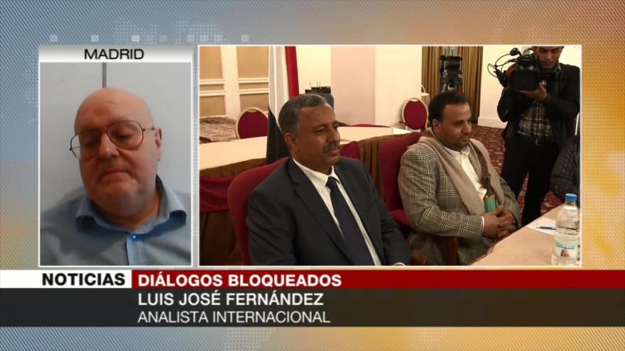 Fernández: Irritado por fracasos militares, Riad bloquea paz en Yemen
