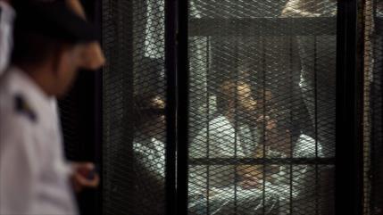 Egipto ratifica pena de muerte de 75 personas por marchas de 2013