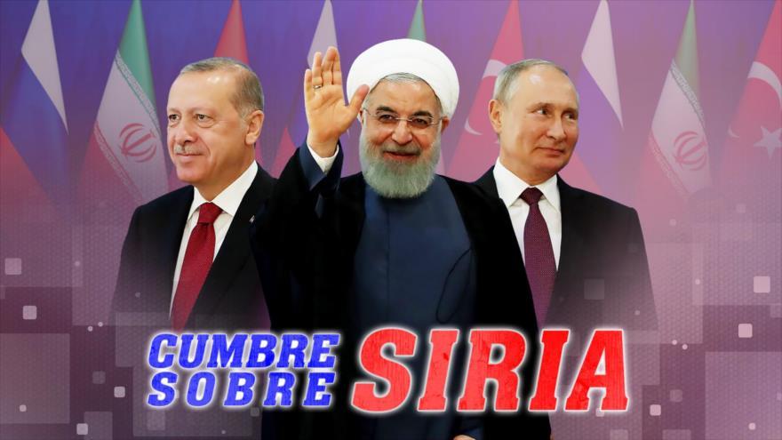 Detrás de la Razón: Rusia quiere bombardear, EEUU le advierte que no ¿quién ganará en Siria?