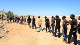 ACNUR: Criminales en Libia se hacen pasar por personal de ONU