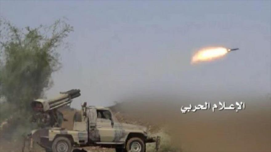 Ejército yemení lanza otro misil balístico contra Arabia Saudí