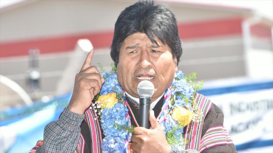 Resultado de imagen para Bolivia: EEUU busca manipular ONU para intervenir en otros países