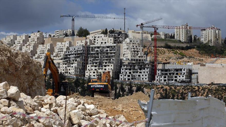 'Gobierno de Trump da rienda suelta a Israel para construir colonias'