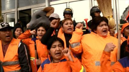 Se evidencia contubernio entre Fiscalía y el Congreso en Perú