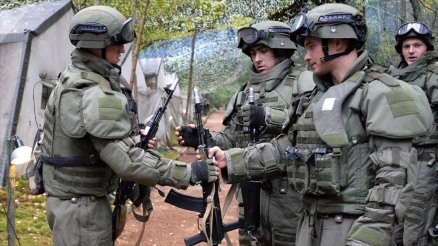 Vídeo: Rusia realizará los mayores ejercicios militares en 37 años