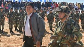 Morales promete el pronto retorno de Bolivia a aguas disputadas