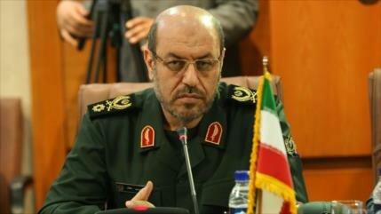 'Irán, dispuesto a apoyar a Siria para hacer frente a EEUU'