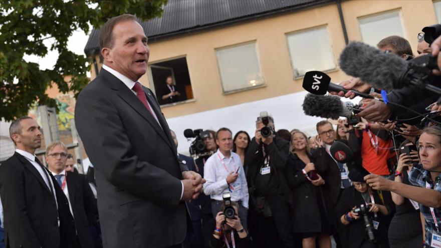 Gobernante partido Social Demócrata gana las elecciones de Suecia