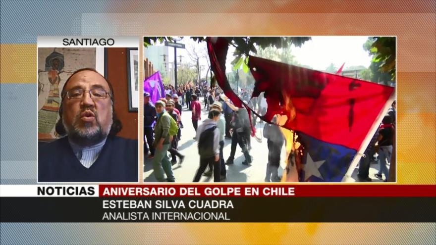 """""""Golpe militar sigue teniendo efecto 'nocivo' en Chile"""""""