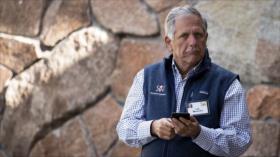 El presidente de CBS renuncia por un escándalo de abusos sexuales