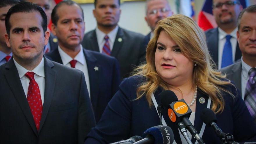 Jenniffer González Colón, legisladora de Puerto Rico.