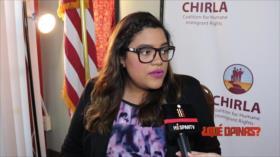 ¿Qué opinas?: Ciudadanía en tiempos de Trump