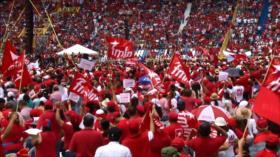 En El Salvador el FMLN ratifica fórmula presidencial