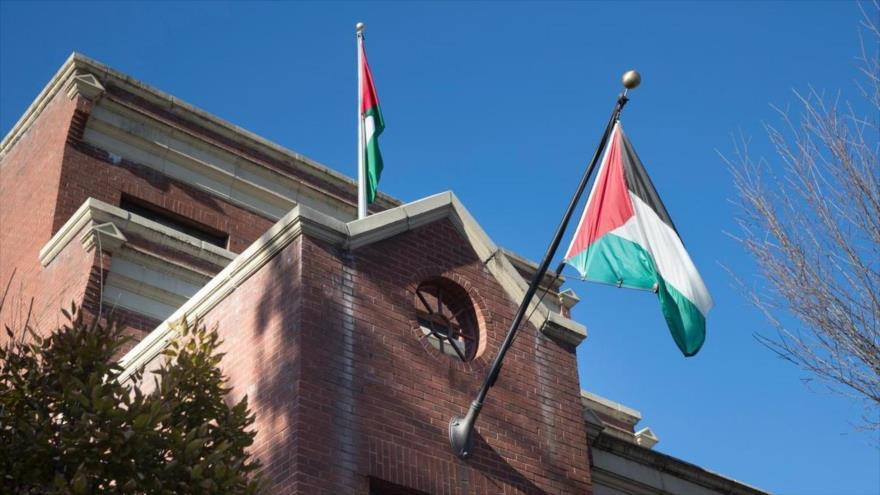 OLP condena el cierre de su oficina en Washington